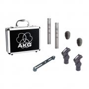 AKG C451 B Stereo Set Kleinmembran-Kondensatormikrofon