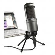 Audio Technica AT 2020 USB Studio Kondensatormikrofon