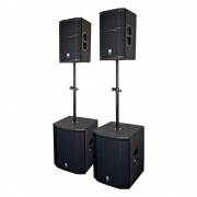 JBL PRX4 System Aktives PA-Set