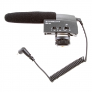 Sennheiser MKE 400 Kamera Richtmikrofon
