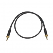 cr-Eco Adapterkabel Miniklinke-Miniklinke 20cm