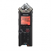 Tascam DR-22WL Linear-PCM-Recorder mit WiFi