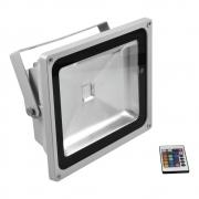 Eurolite Led IP FL-50 COB RGB 120° FB Außenstrahler