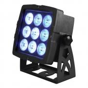 EUROLITE LED IP PAD 9x8W QCL Architektur Scheinwerfer