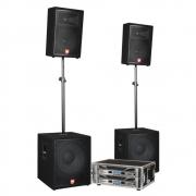 JBL JRX 2 System PA-Set