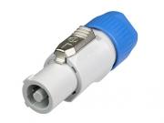 Neutrik NAC3FCB Powercon Kabelstecker grau