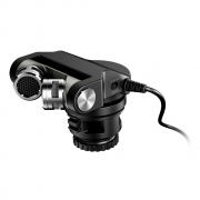 Tascam TM-2X Mikrofon für Digitalkameras
