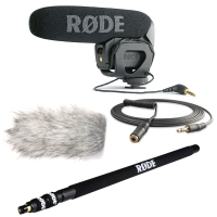 Rode VideoMic Pro Mikrofon-Bundle