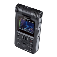Tascam DR-V1HD Linear-PCM-Audio-/HD-Videorecorder