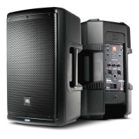 JBL EON 610 aktiver PA-Lautsprecher 4er-Set