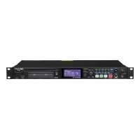 Tascam SS-CDR200 Solid-State-Audiorecorder
