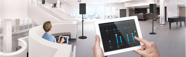 Sennheiser LSP 500 drahtloses Lautsprechersystem
